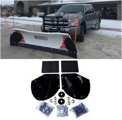 New SNOW PLOW / BLADE Wing Extensions Buyers PW22 PRO WINGS Commercial Grade