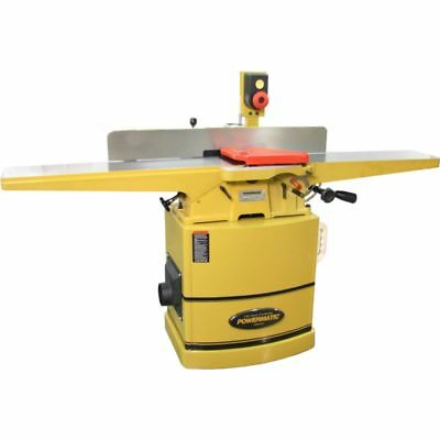 "Powermatic 60HH 8"" Jointer W/Helical Head 1610086K"