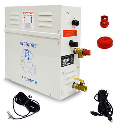 9Kw Steam Generator/sauna Bath Home Spa Shower&st-135M Controller