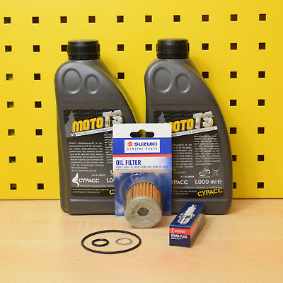 Suzuki AN 400 Burgman 07-17 Service kit Wartungs kit Inspektion s set Paket