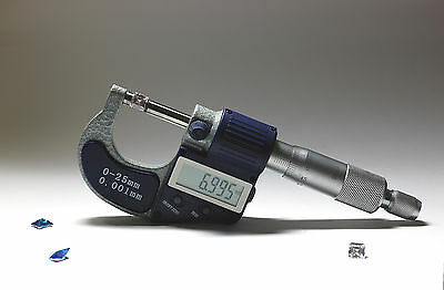 High Precision Digital Micrometer(Gauge)0.000-25.000mm / 0.0000-1.0000 inch New