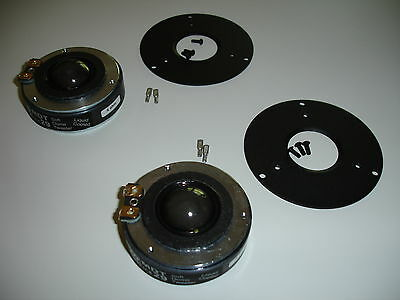Kef Tweeter Replacements For 104/2 T33 Sp1191 107 105 103 102 & More