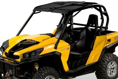 Maier Can-Am Commander 800 1000 Utv Hard Sport Roof Top 2014-16 Black