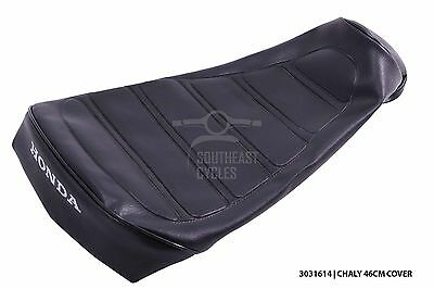 Seat cover for honda chaly CF50 CF70 1980 many color choices 41cm lenght