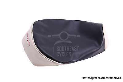 Front solo seat cover  for Honda cub C50 C70 C90 Many Color Choices.
