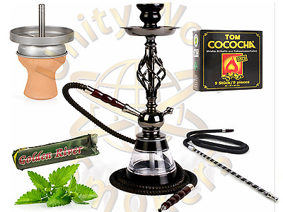 Chicha Bagdad hookah Closer Chainsmokers + Cloche Style Brohood ! + Gold