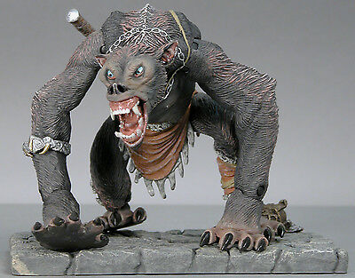 """Stan Winston's Blood Wolves - Lycon 7"""" Figure w/ Trading Card - by NECA"""