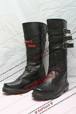 Hope Estheim - FF 13-2 Final Fantasy XIII 2 Cosplay Shoes Boots
