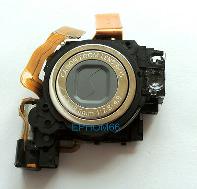 Lens Zoom Assembly Unit for Canon Powershot IXUS95 IS SD1200 IXY110  with CCD