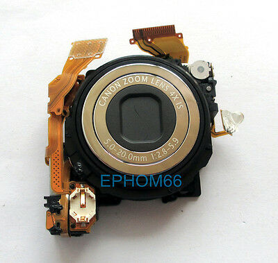 Original Lens Zoom Assembly Unit Repair Part for Canon IXUS105 SD1300 with CCD