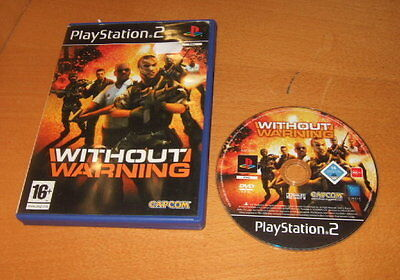 Without Warning für Playstation 2 / PS2
