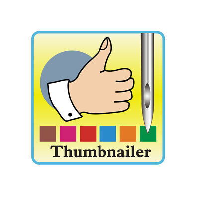 Embrilliance Thumbnailer Machine Embroidery Software by Briton Leap