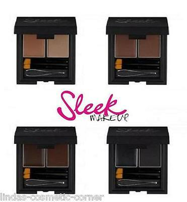 Sleek Make Up Eye Brow Kit Assorted Colours
