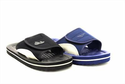 Unisex Flip Flop Slippers Bathroom Waterproof Beach Holiday Summer Mules