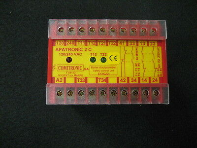 Aptronic 2C-120 Safety Relay