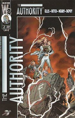 THE AUTHORITY vol. 1 - nº 02