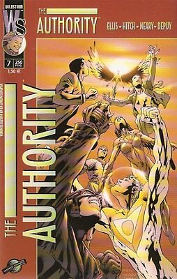 THE AUTHORITY vol. 1 - nº 07