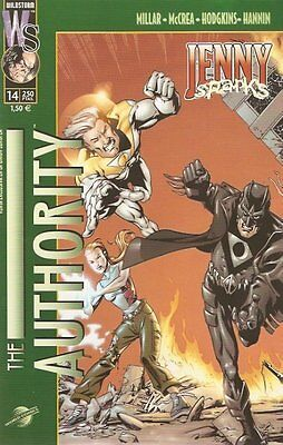 THE AUTHORITY vol. 1 - nº 14