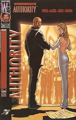 THE AUTHORITY vol. 1 - nº 26
