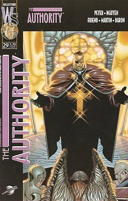 THE AUTHORITY vol. 1 - nº 29