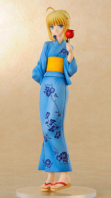 New Fate/Stay Night Saber Yukata Ver. 1/8 Complete Figure AUTHENTIC! USA Seller!