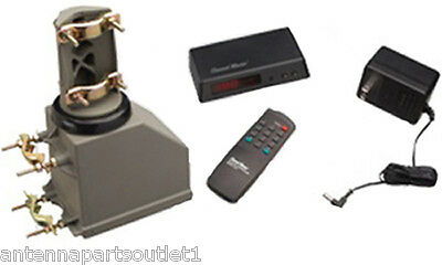 Channel Master 9521A Complete Antenna Rotator System - TV HAM CB WIFI Rotor