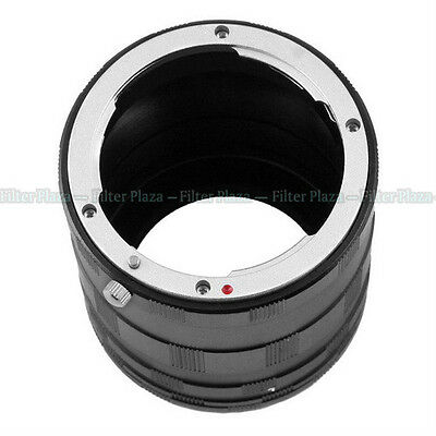 Macro Extension Tube Ring for Nikon D90 D750 D810 D3300 D3400 D5500 D5600 D7200