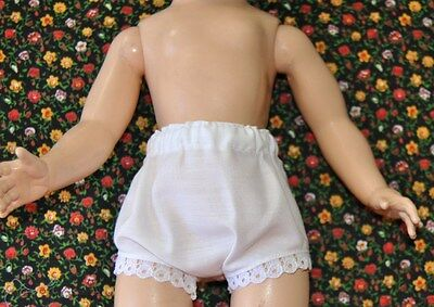 Replacement PANTIES for P 90 body TONI 14 inches - hand made doll clothes