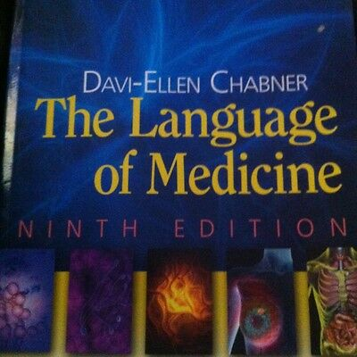 The Language of Medicine by Davi-Ellen Chabner (2007, Other, Mixed media product