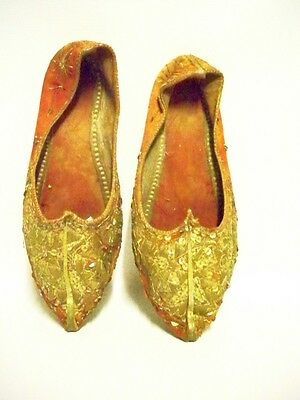 Antique Arabic/Indian Slippers c 1930s