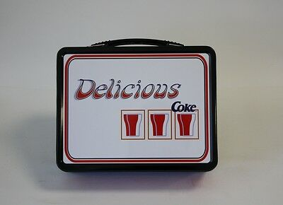 Coke #1 - Delicious - Retro Lunchbox with 12oz Drink Container by NECA