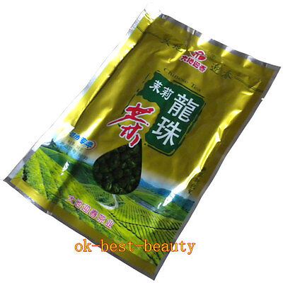Jasmine Dragon Pearl Chinese Tea 200g Wholesale and Retail Free Shipping