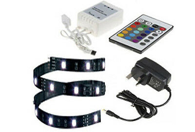 High Quality Waterproof Rgb Led Aquarium Colour Changing Led Strip Lighting Set