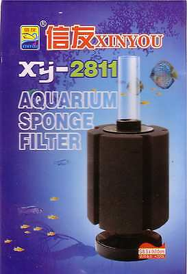 Aquarium Internal Sponge Filter for tanks up to 140l XY-2811