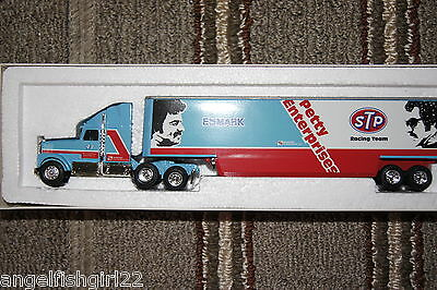 ERTL Racing Transporters Past & Present Petty Enterprises  STP Racing Team