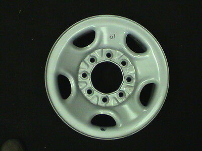 16x6.5 8x6.5 Grey GM OEM TRUCK WHEEL -from the heart of RV country-LOW price!
