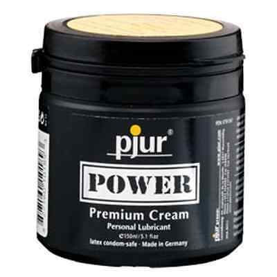 Pjur Power Premium Cream For Extra Hot Anal And Larger Toys Fun 150ml HE22505