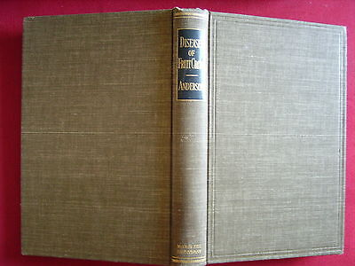 1956 - DISEASES OF FRUIT CROPS : H.W. ANDERSON Agriculture Farming Garden h/c