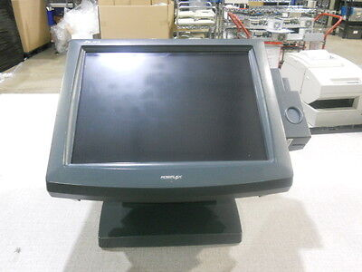 Posiflex Jiva Tp5815 Touch Terminal All In One With Msr *windows Pos Ready 2009*