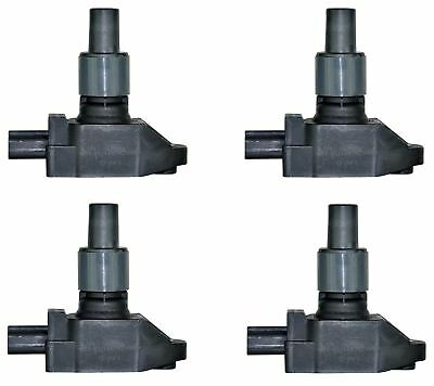 4x Pencil Ignition Coil Packs Fits Mazda RX-8 2003-2012 2.6
