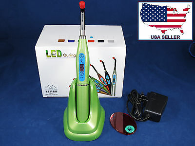 Dental LED Curing Light Wireless Light Cure Lamp FORZA4