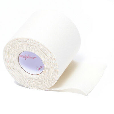 JOHNSON & JOHNSON ZONAS TAPE POROUS ATHLETIC TRAINERS TAPE 2in x 10yds 1 ROLL