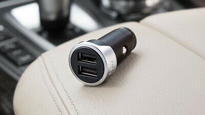 Genuine BMW dual USB charger 65412411420