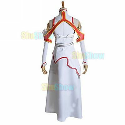 Sword Art Online Asuna Yuuki Cosplay Costume any size