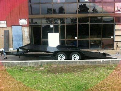 New Easy Load Car Carrier Tilt No Ramps Required...ask Today For A Demo Video
