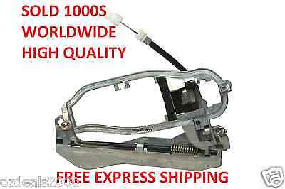 Front Right Outside Door Handle Carrier driver side BMW X5 E53 PREMIUM QUALITY