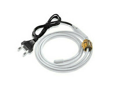 Frost protection heater  water pipe Various Tank Insertion heating cable 220v IN