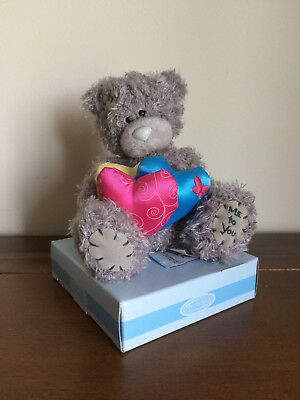 """Me To You 3 Love Hearts Valentines Tatty Teddy Bear/Gift 6"""""""