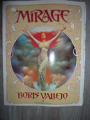 Boris Vallejo*mirage**e.o.1982