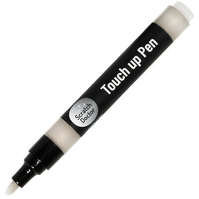 LIGHT GREY Leather Paint Touch Up for Sofa Car Shoes Handbag & more.